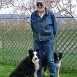 Ernie Day with dogs 2014-04-23 resized
