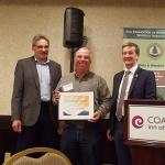 Bob Davidson Minister's Award 2016