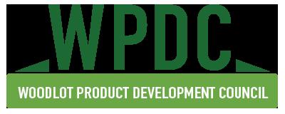 Woodlot Product Development Council Logo